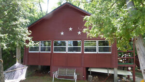 Bobs lake, 3 bdrm cottage, Boat Access only