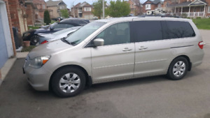 2006 Honda Odyssey Touring, fully loaded. Drives great!