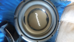 Laurier-station Subwoofer 1200w 2x