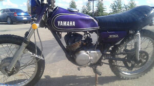 Wanted looking for old bikes to work on