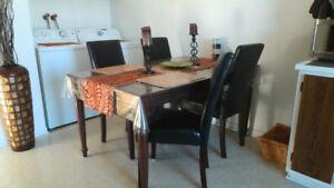 TABLE DE CUISINE/DINNING TABLE