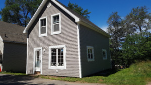 Available immediately,  4 bedroom house