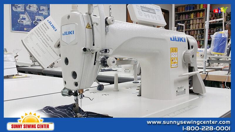 JUKI DDL-8700-7 Automatic Single Needle Lockstitch Sewing Ma