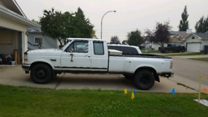 Mint 1997 OBS Ford Dually