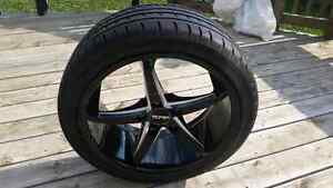 **4 New 5 Bolt Touren 18 inch Rims*** Comes with all season tire