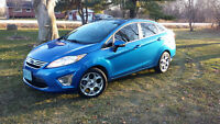 REDUCED 2011 Ford Fiesta SEL Sedan Safetied and E-tested