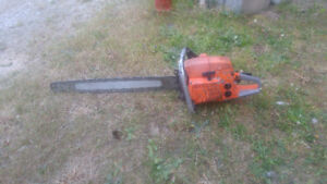 Husqvarna 2100 Chainsaw For Sale