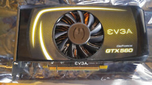 Geforce GTX560 EVGA