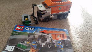 Lego city Garbage truck #60118