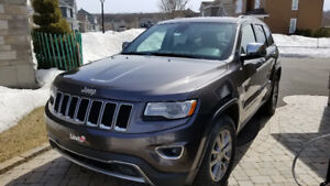 Jeep Grand Chrokee Limited 2014 - Full full full équipé