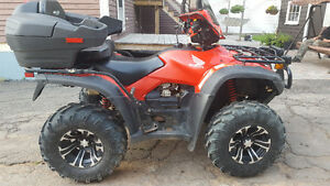 2013 Honda Rubicon 500 for sale