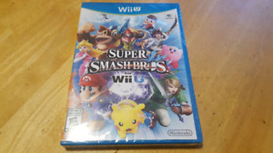 Brand New Super Smash Bros for Wii U