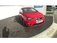 2014 Seat Ibiza 1.4 TSI ACT FR Edition 3dr 3 door Hatchback