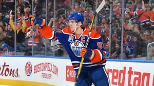 **ON SALE**  OILERS VS PANTHERS (lower bowl, aisle seats)