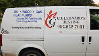 G.J Leonard's heating Ltd.