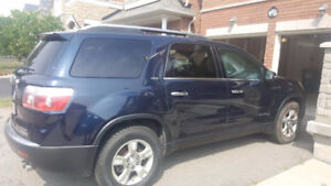 2007 GMC Acadia SLT SUV ****BY OWNER*****