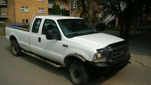 2002 Ford E-250 Pickup Truck $2,400.00