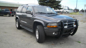 2003 Dodge Durango automatic 4X4 Safety/Warranty