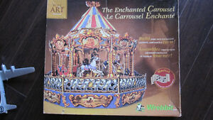 Enchanted Carousel KIT - NEW STILL IN BOX