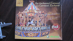 Enchanted Carousel KIT - NEW STILL IN BOX Peterborough Peterborough Area image 1