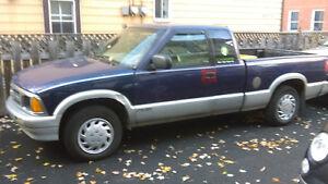 pick-up 1994 Chevrolet S-10 4.3L manuel