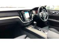 2018 Volvo V60 D3 INSCRIPTION Leather Upholstery, Rear Park Assist Estate Diese