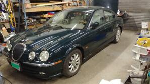 2001 Jaguar S-Type - V8