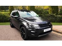 2016 Land Rover Discovery Sport 2.0 TD4 180 HSE Black 5dr - Bl Automatic Diesel