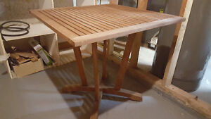 Patio table for sale.