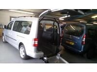 2011 VW Caddy Maxi Life 1.6TDI Automatic Wheelchair Disabled Access MPV Vehicle