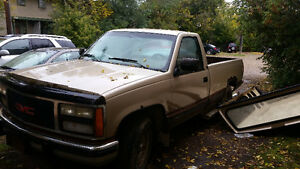 1990 GMC Sierra 1500 2door Pickup Truck