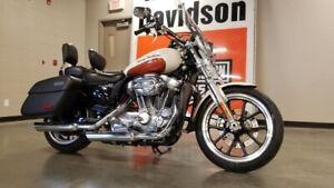 2011 Harley-Davidson XL883L - Sportster SuperLow