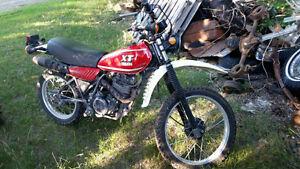 1980 xt 250 enduro