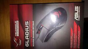 ASUS Gladius Gaming mouse