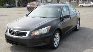 Honda Accord Sedan *GARANTIE 1 AN INCLUS**8ROUES*toit ouvrant EX