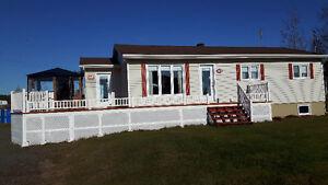 Maison plein pied à vendre à Grande-Rivière