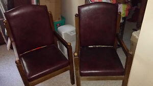 7 Deacon Arm chairs for sale