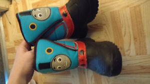 THOMAS. BOOTS SIZE 6 &SMART FIT SNEAKERS SIZE 6 W TODDLER NEW