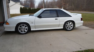 Wanted 1987-1993 ford mustang fox body