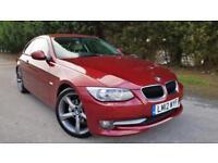 2012 12 BMW 3 SERIES 2.0 320D SE 2D AUTO 181 BHP DIESEL RED