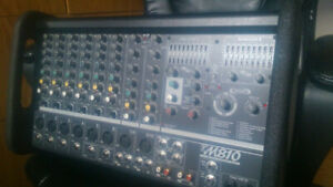 Yorkville M810 Powered Mixer (for PA) for Sale
