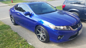 2013 Honda Accord EX-L with Navigation Coupe (2 door)