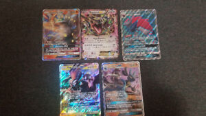 Selling Jumbo Promo Pokemon cards