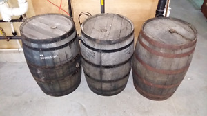 Tennessee Whiskey Barrels