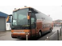 2008 DAF VAN HOOL T916 ASTRON 53 SEATS MOT UNTIL JAN 2019