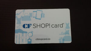 CF Shop! Gift Card with a balance of $200