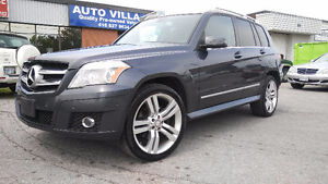 2010 Mercedes-Benz GLK-Class AWD,  PARK ASSIST, SUNROOF
