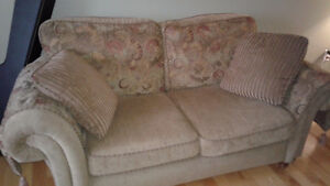 Couch and loveseat good cont 100$