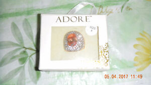 Ring size 7 & 8-- New