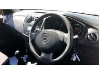 2015 Dacia Sandero Stepway 0.9 TCe Ambiance 5dr Manual Petrol Hatchback